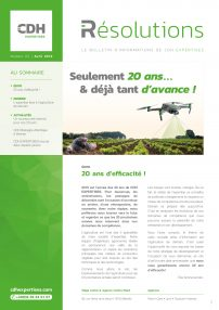 CDH-Lettre d'informations - N°23
