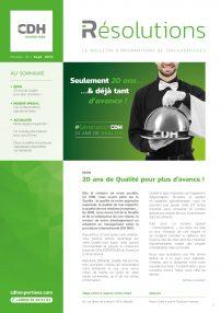 CDH-Lettre d'informations - N°24
