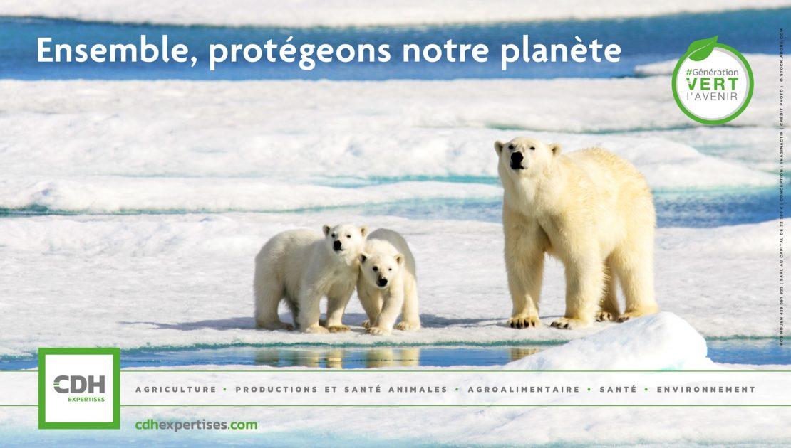 2020 : Ensemble, déterminés pour la planète !